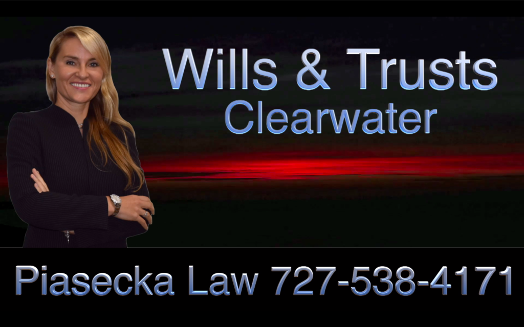Wills, Trusts, Estate Planing, Clearwater, Florida, Attorney, Lawyer, Agnieszka Piasecka, Aga Piasecka, Piasecka