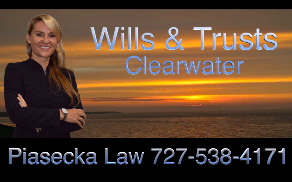 Wills, Trusts, Estate Planing, Clearwater, Florida, Attorney, Lawyer, Agnieszka Piasecka, Aga Piasecka, Piasecka Law, Piasecka,
