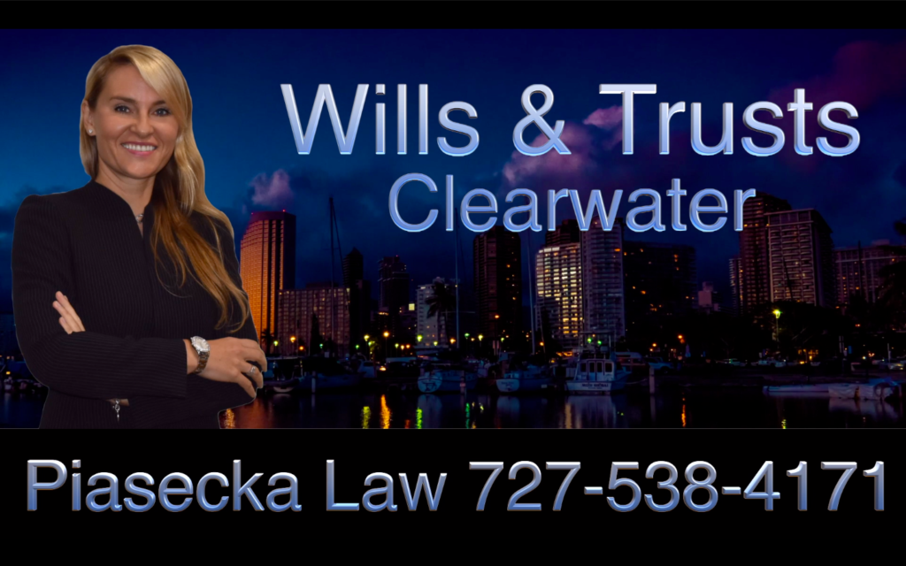 Wills, Trusts, Estate Planing, Clearwater, Florida, Attorney, Lawyer, Agnieszka Piasecka, Aga Piasecka, Piasecka Law, Piasecka